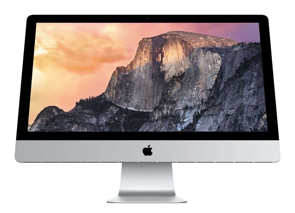 Apple Reveals The 27 Inch Imac With Retina Display Starting At 2 499 Apple Desktop Imac Apple Computer