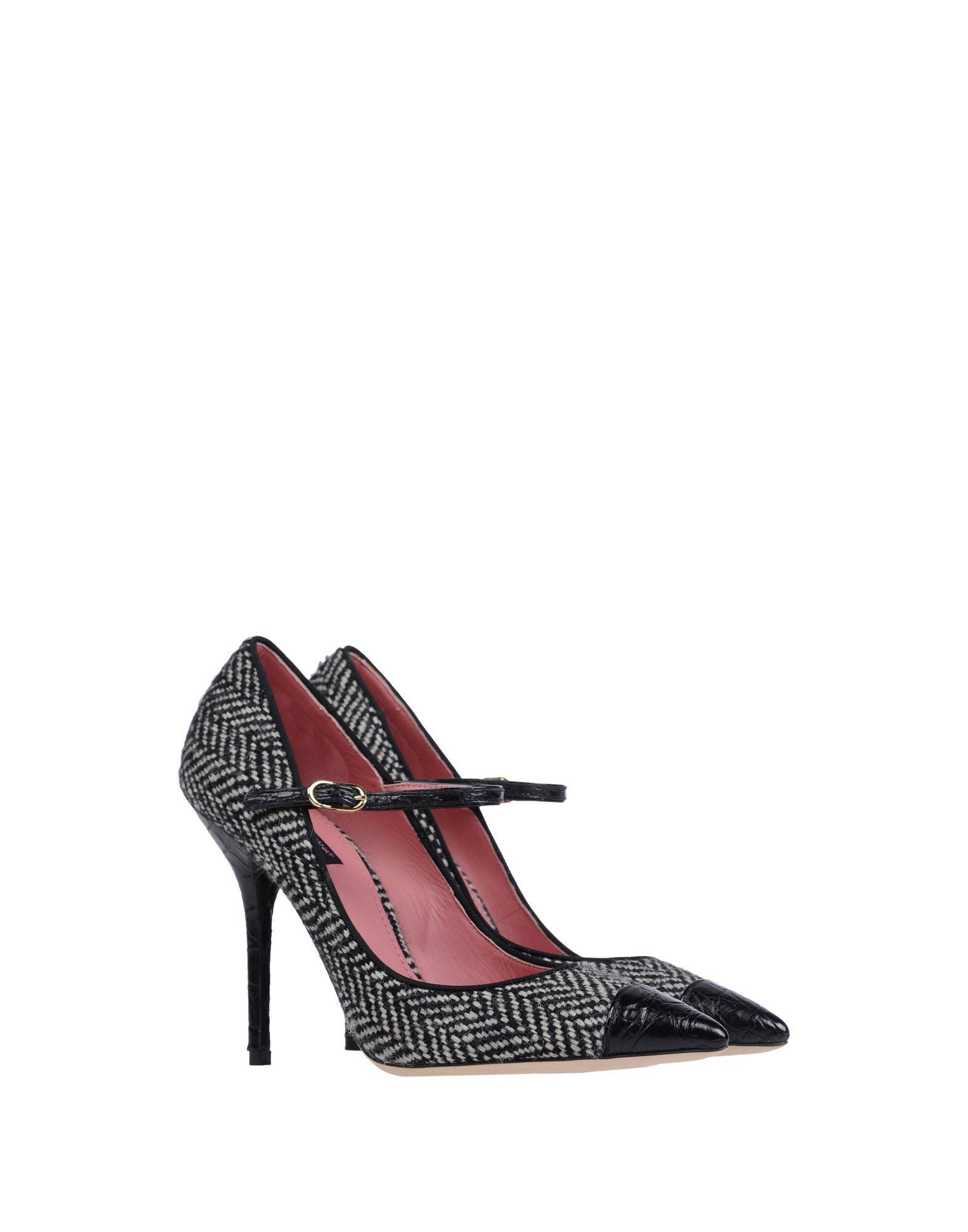 e6f7b776419d72 Dolce   Gabbana Pump - Women Dolce   Gabbana Pumps online on YOOX United  States - 11147777QA