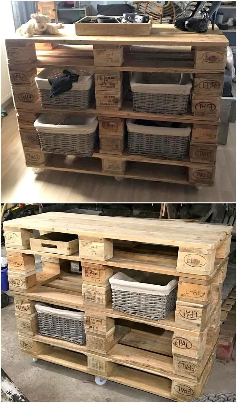Unique Diy Projects With Wood Pallets Easy Pallet Projects And