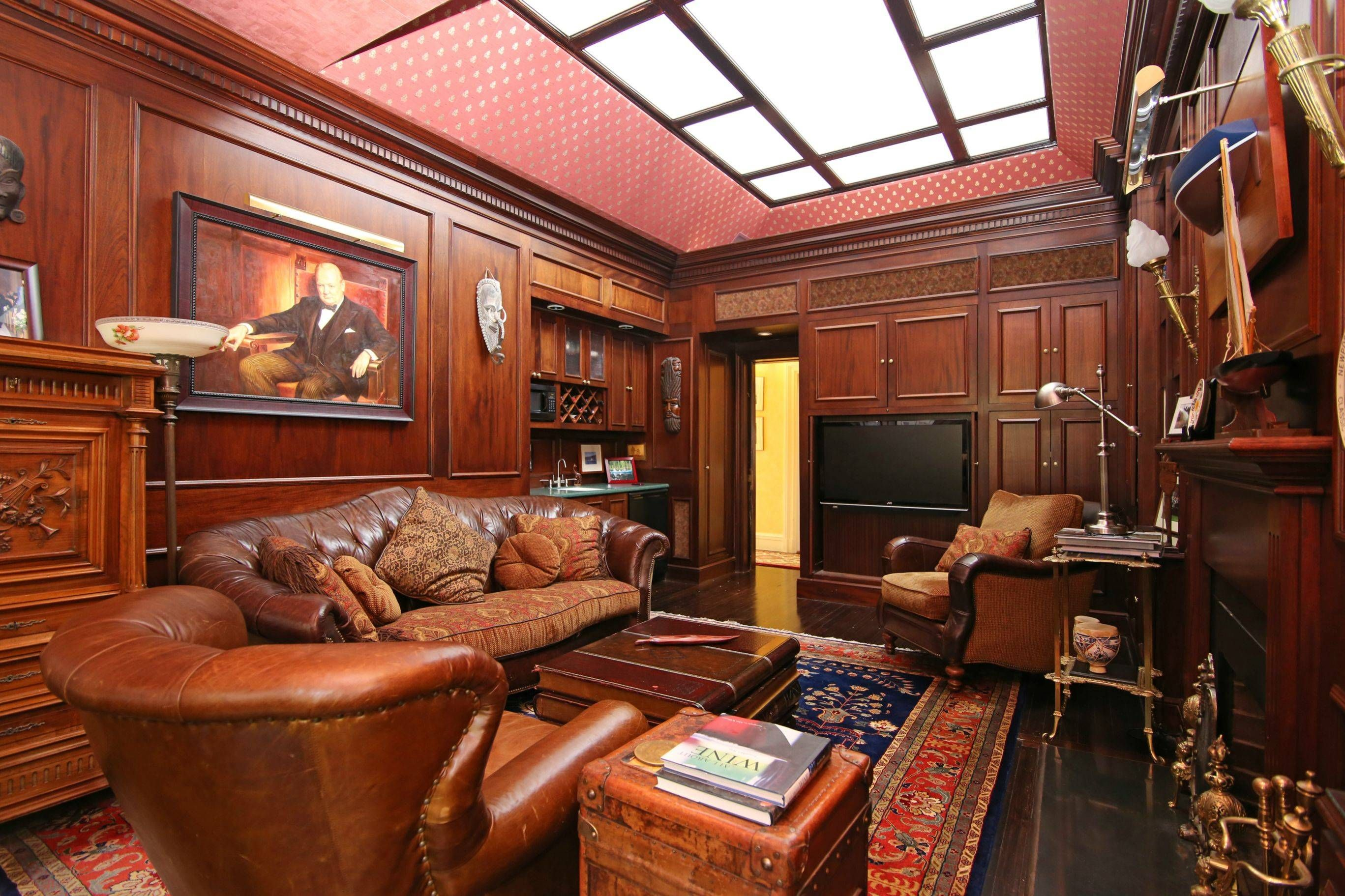 Classic Man Cave Pictures : Man cave furniture ideas for men manly interior designs