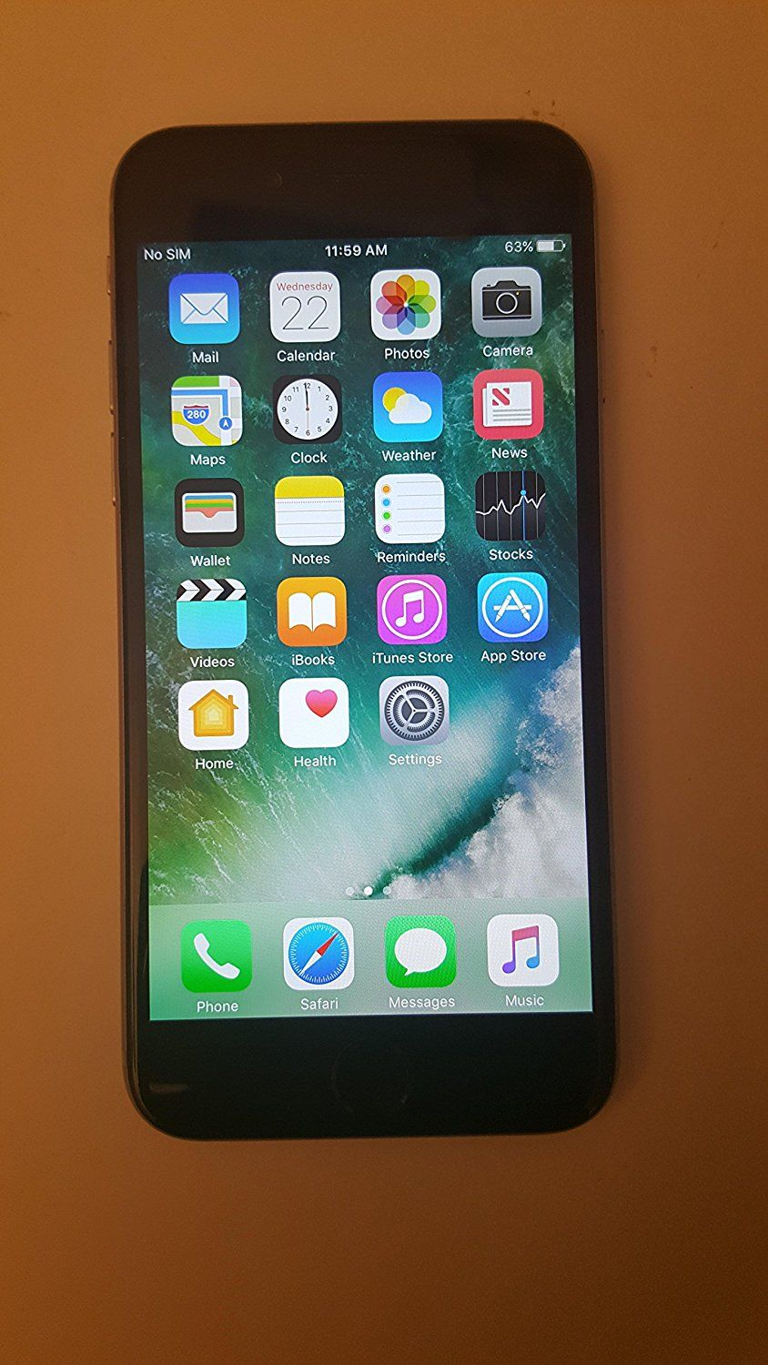 Amazon Com Apple Iphone 6 16gb 4g Lte Unlocked Gsm Cell Phone Space Gray Size 16 Gb Color Space Grey Model A1549 Ele Apple Iphone Iphone Apple Iphone 6