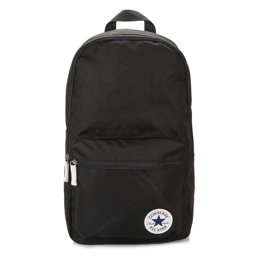 black converse rucksack