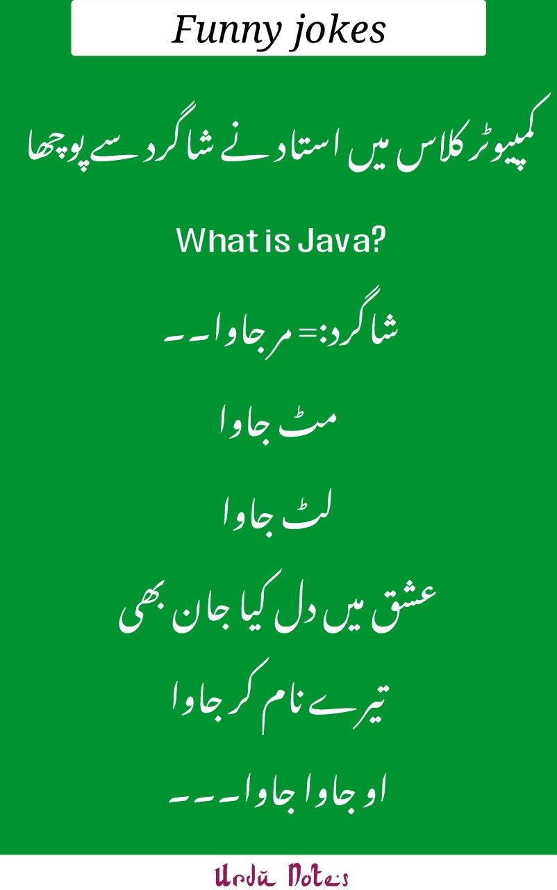 Pin On Urdu Jokes