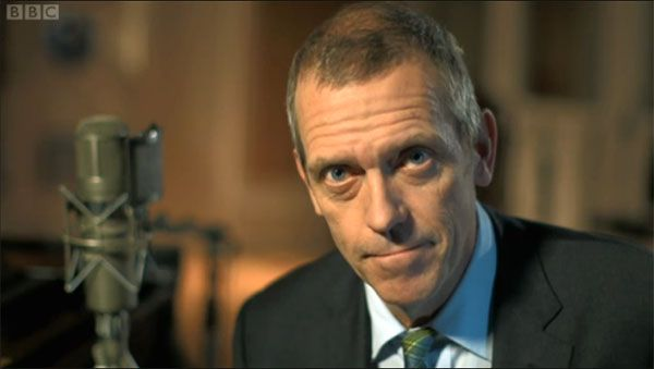 Hugh Laurie - News - Hugh Laurie Meets Chris Barber For The One Show
