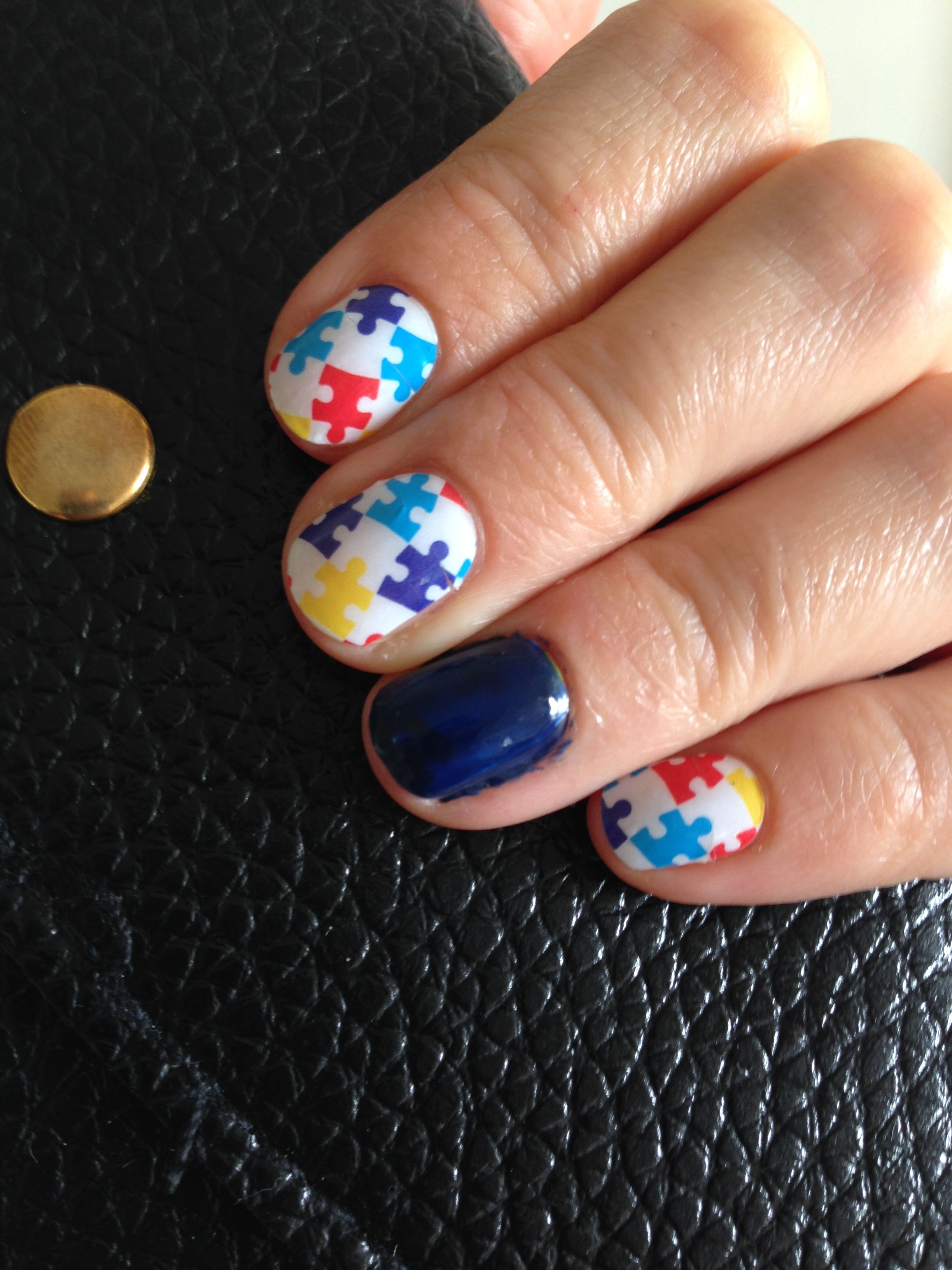 About baby boomer nail art tutorial by nded on pinterest nail art - Jamberry