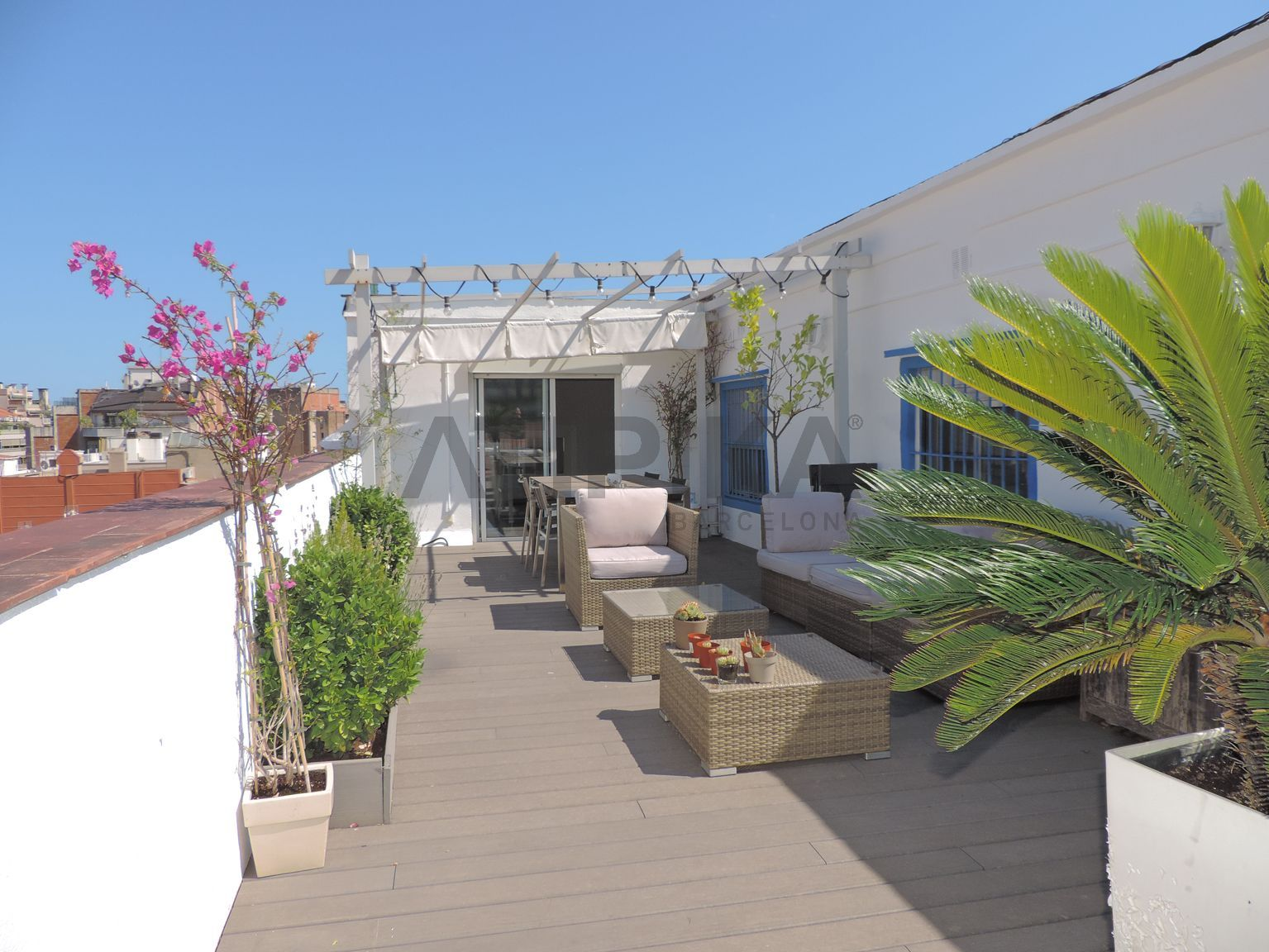 Ref.11878 Penthouse with beautiful views to the 'Sagrada