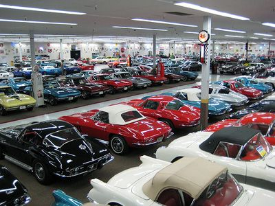 Muscle Car City Located In Punta Gorda Fl Features 200 Automobiles