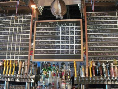 Strongsville S Brew Kettle Boasts Updated Menu Six Pack