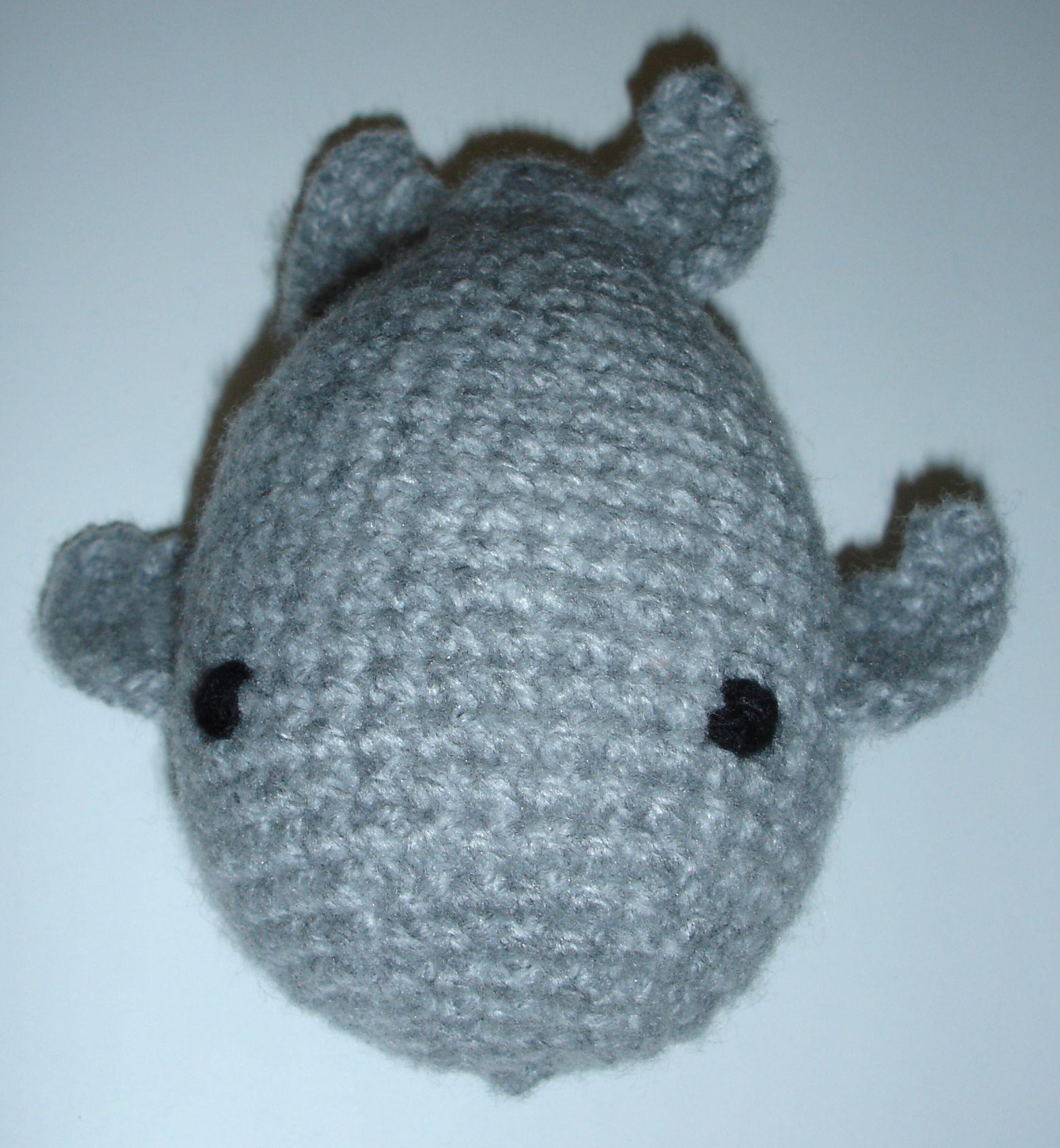 Whale Amigurumi | Free Crochet Pattern | Free Patterns By H ...