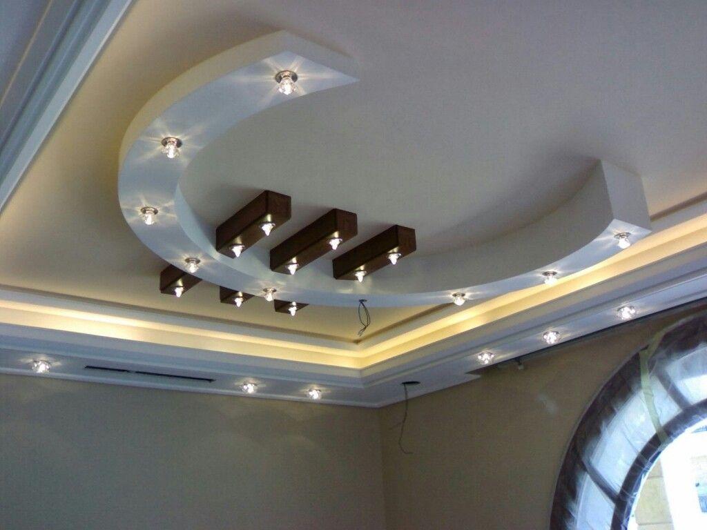 Pin by Charles vandyck on POP CEILINGS | False ceiling ...