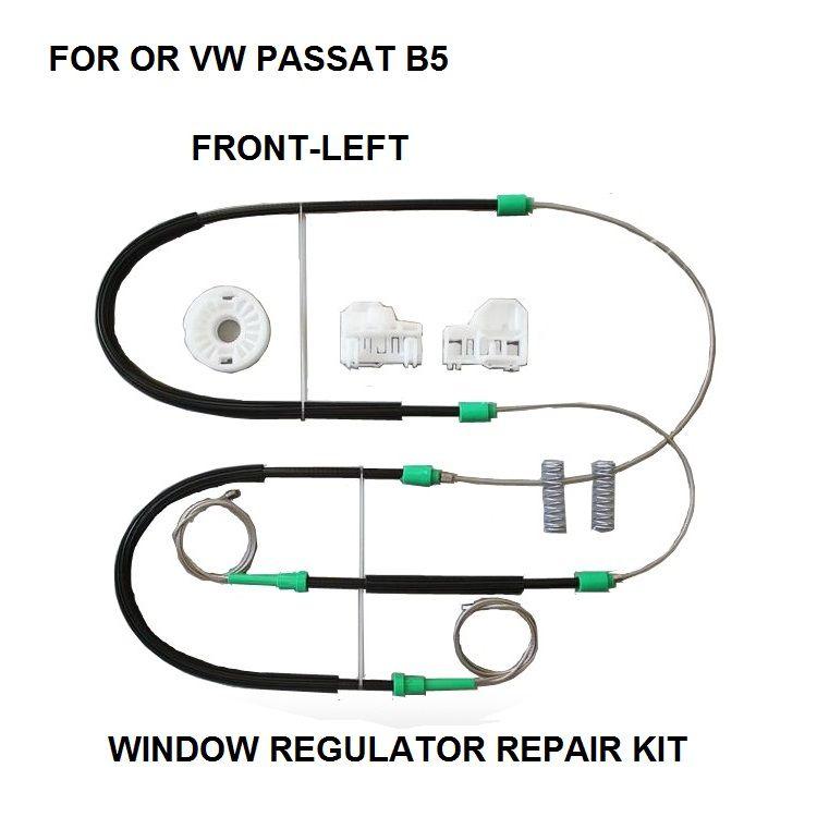 Window Regulator Repair