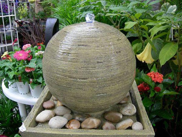 fontes de jardim - Pesquisa Google