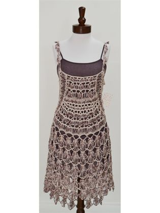 Free People Crochet Lace Dress - NewChicBoutique.com | Romantic Day ...
