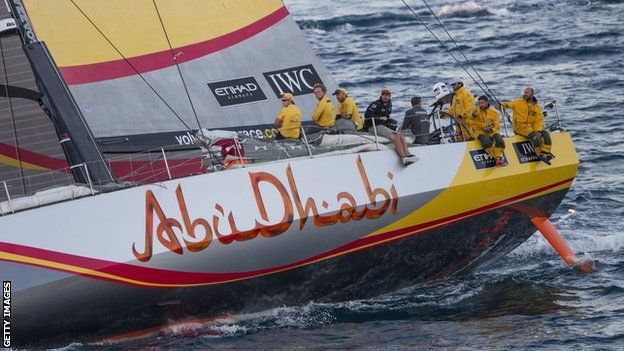 Cyclone Pam forces organisers to delay Volvo Ocean Race stage Cyclone Pam #CyclonePam