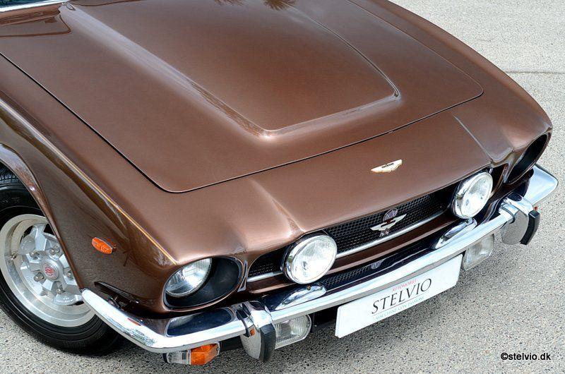 Aston Martin V8 Oscar India - 1979 - Stelvio