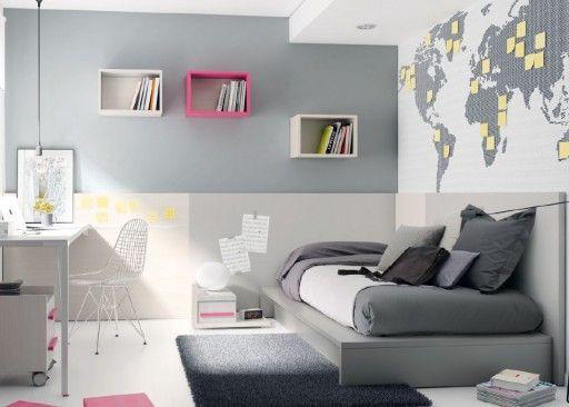 Dormitorios juveniles con cama tatami buscar con google for Cama tatami