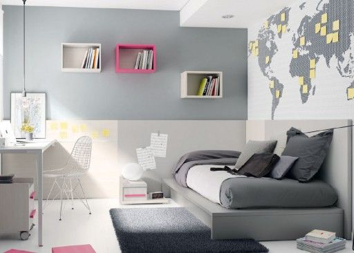Dormitorios juveniles con cama tatami buscar con google - Cama tipo tatami ...