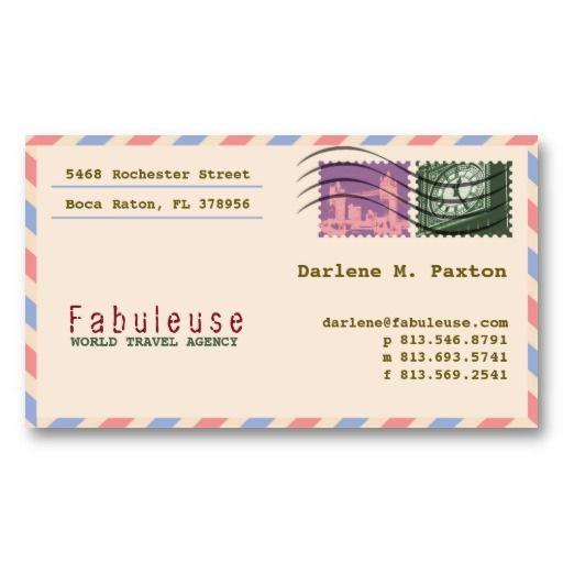 Elegant european travel business card business cards business elegant european travel business card reheart Gallery