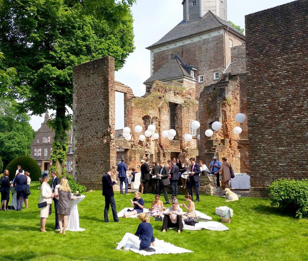 5 elegante Hotels für eure Hochzeitsfeier in Köln und