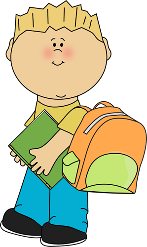 boy going to school from mycutegraphics school kids clip art rh pinterest com going to school clipart images student going to school clipart