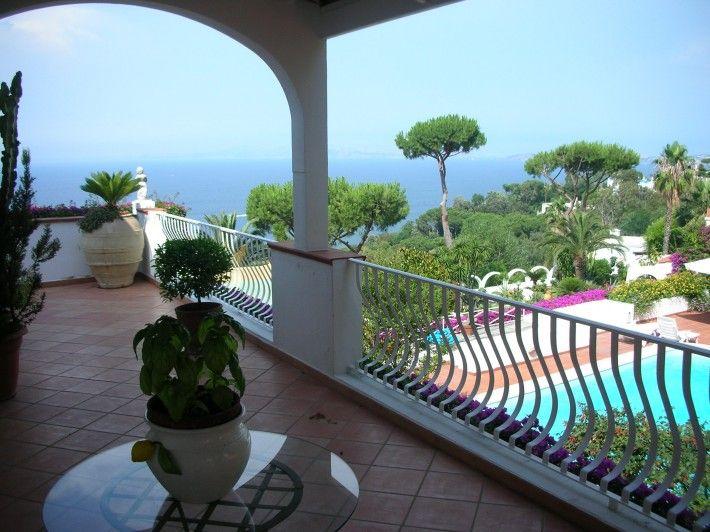 Lady Bouganvillea Luxury Villa Rentals In Ischia Island