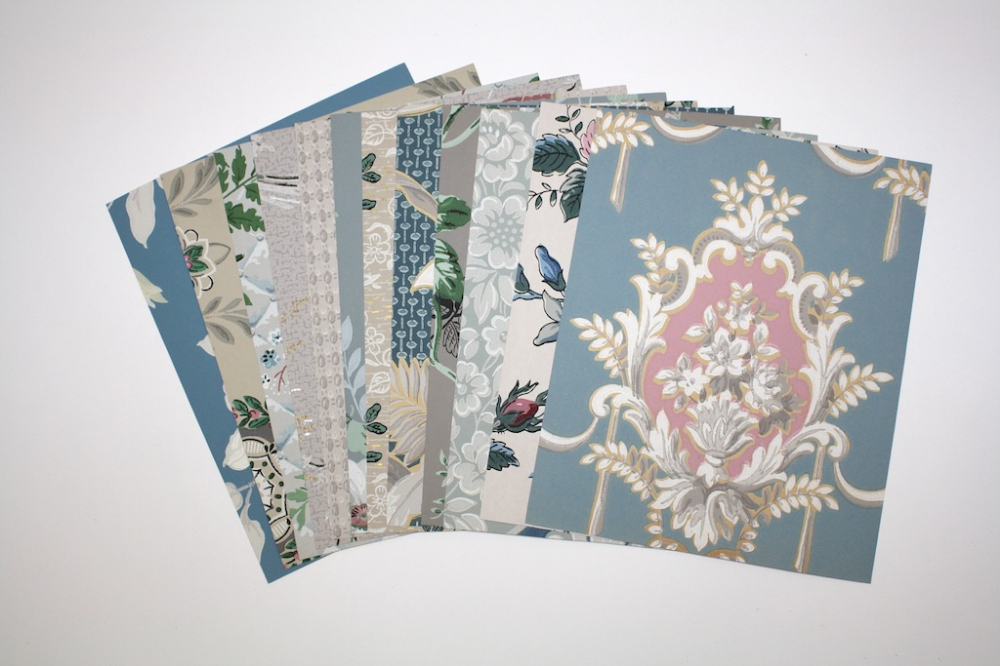 Vintage Wallpaper Sample Packets Available In 2021 Vintage Wallpaper Wallpaper Samples Wallpaper