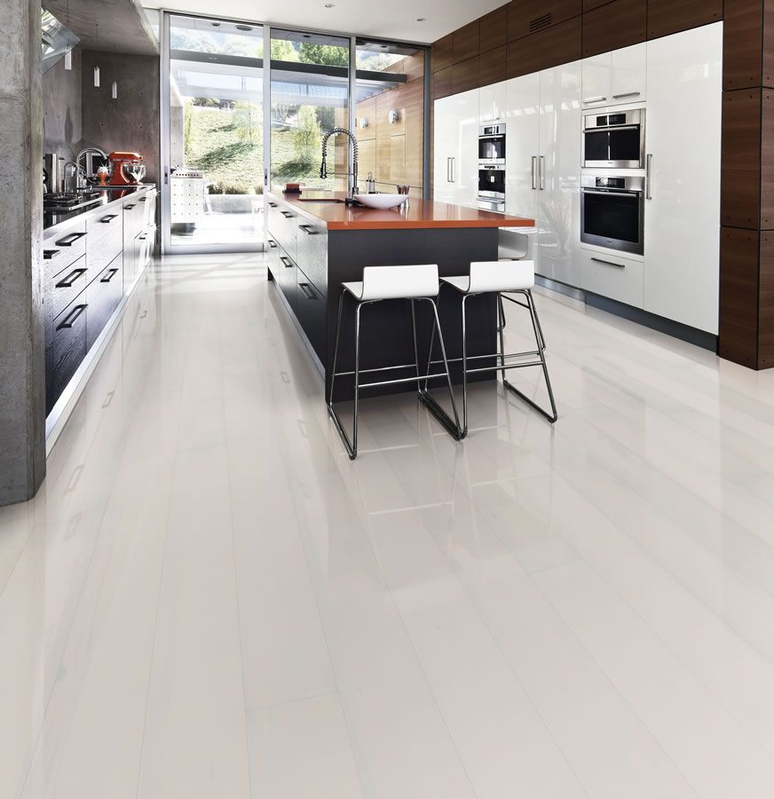 Image Result For White Gloss Wood Floors Decorating Pinterest