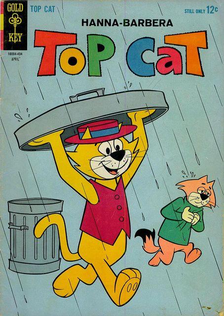 Top Cat Hanna-Barbera by LORAC!, via Flickr