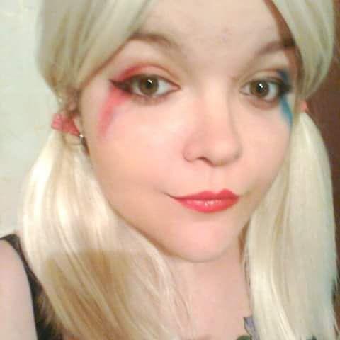 #harleyquinnmakeup #harleyquinn #harleyquinnsuicidesquad  #HarleyQuinnsuicidemakeup  #cosplaymakeup #makeup