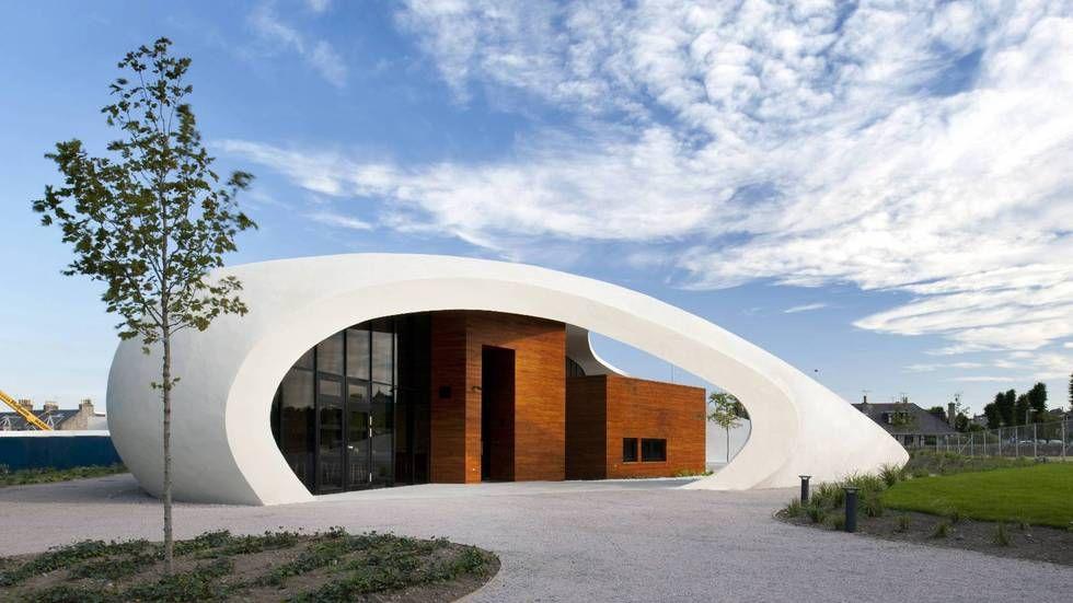 Arkitektenes kreftmedisin Healthcare architecture