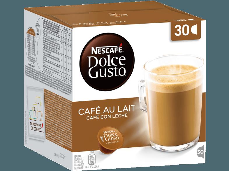 DOLCE GUSTO 12297180 XXL Cafe Au Lait Kaffeekapseln