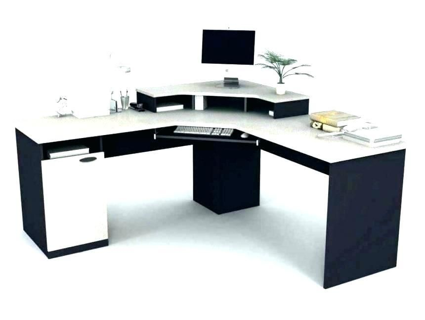 More click [...] Corner Gaming Computer Desk Modern Paragon ...