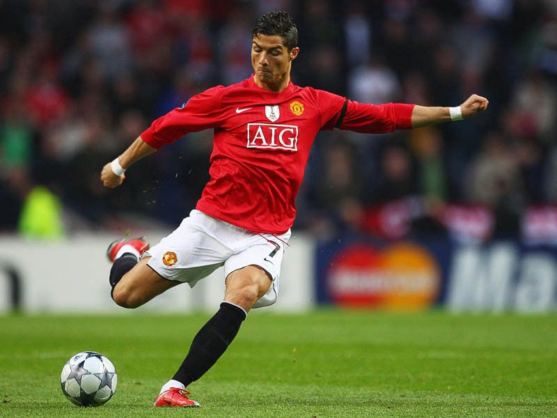 Uefa Cup They Think It S All Over Cristiano Ronaldo Ronaldo Soccer Soccer Shoot