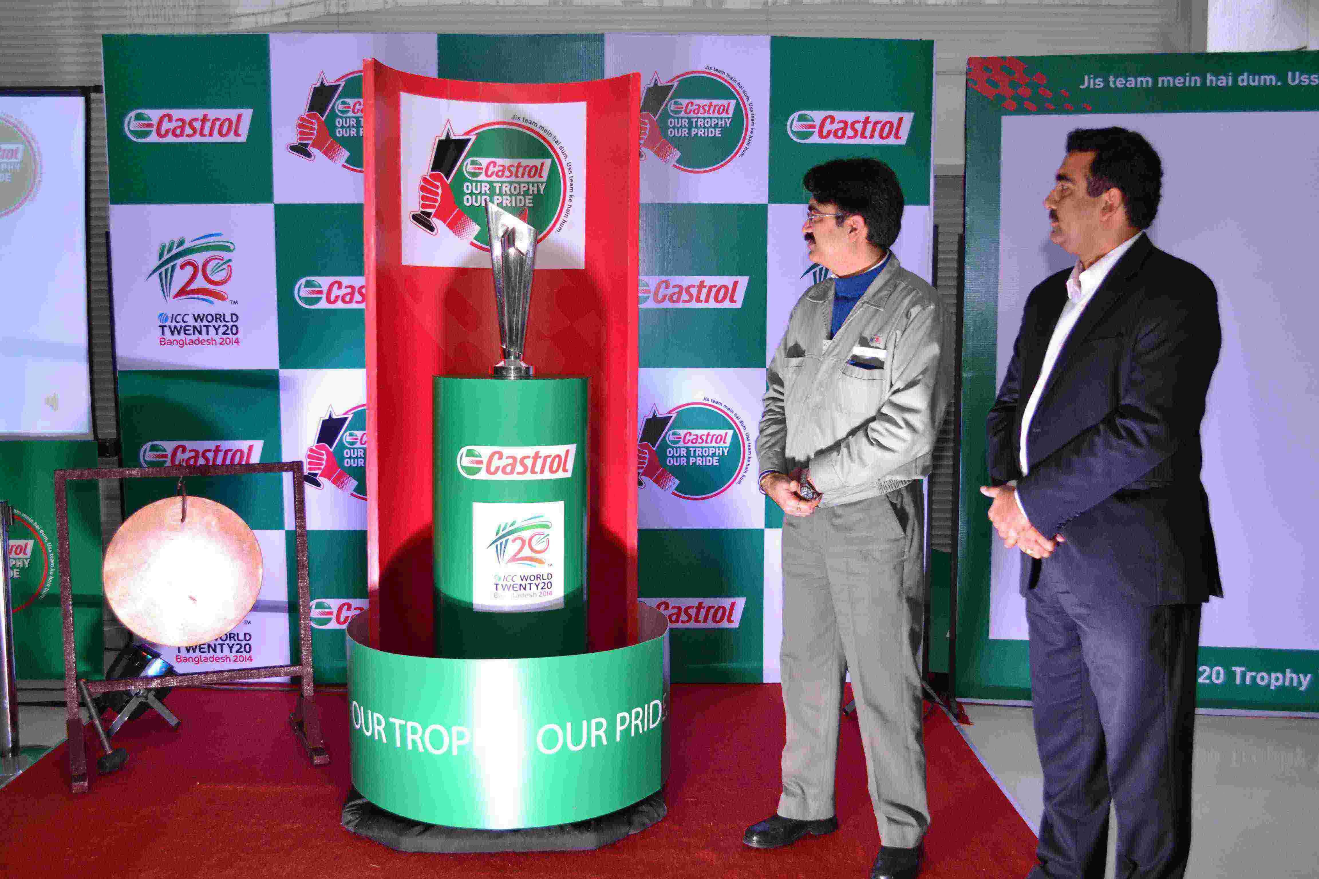 Exhibition Stall Fabricators In Lucknow : Stall organised for castrol stall designs and fabrications in