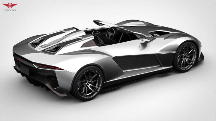 The Beast by Rezvani Motors is a lightweight, performance-oriented ...