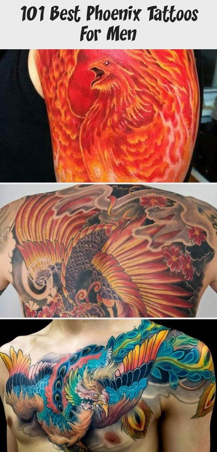 Photo of Small Phoenix Tattoo – Best Phoenix Tattoos For Men: Cool Phoenix Tattoo Design …,  #Cool #…