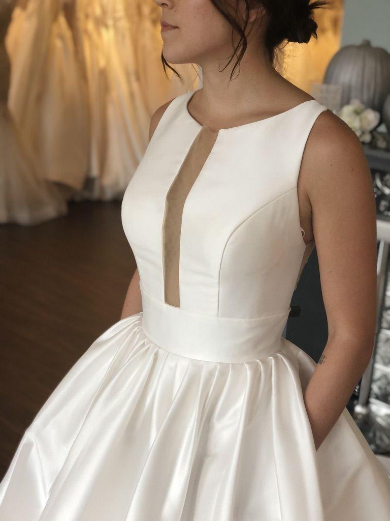 Bridal Collection Ava Clara Couture Bridal Virginia Beach Bridal Couture Short Wedding Dress Dream Wedding Dresses [ 1024 x 768 Pixel ]