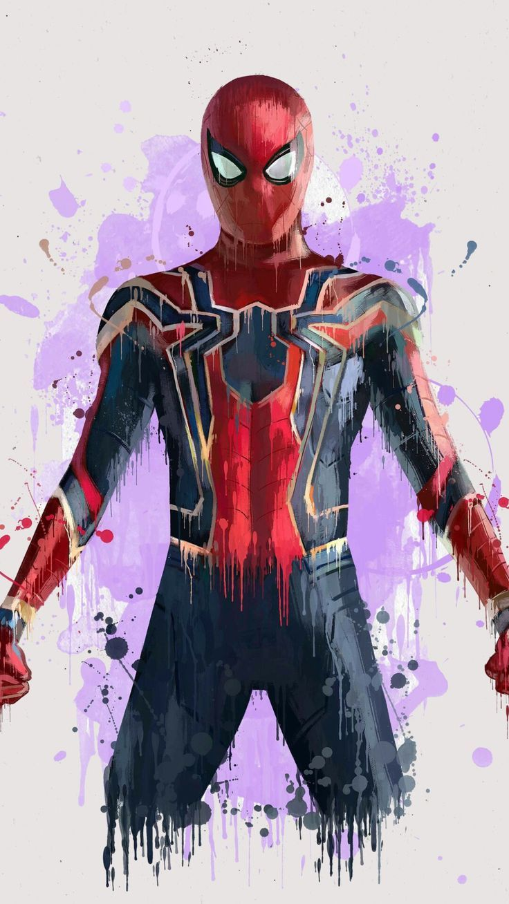 The First Time I Saw The Mcu Iron Spider Suit I Did Not Like It Very Much But It Grew On Me And It Quickly Be Spiderman Art Iron Spider Suit