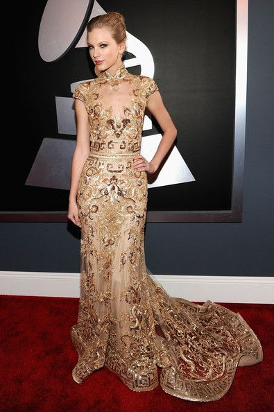 Taylor Swift In Zuhair Murad Taylor Swift Style Dresses Taylor Swift Red