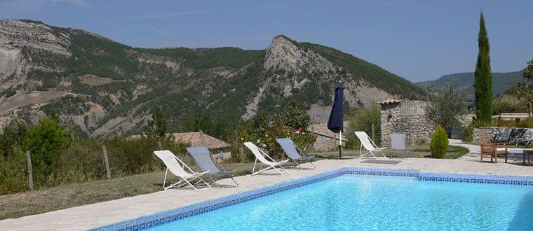 FERME FORTIA : Gîtes De Charme Avec Piscine Et Spa En Drome Provençale !  Stages D