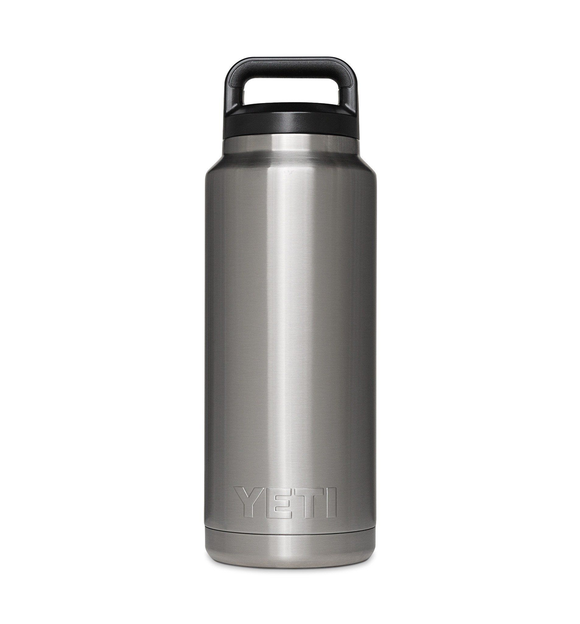 0e547bf2230 Yeti Rambler Bottle, 36 oz Stainless | Products | Stainless water ...