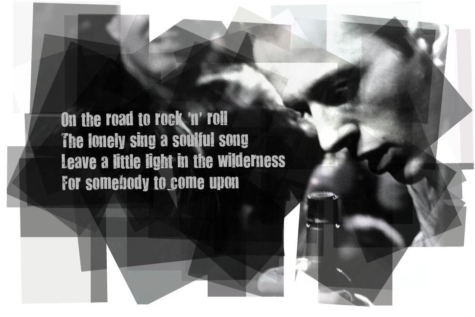 Joe Strummer - The Road To Rock 'N' Roll lyrics | Song Lyrics ...