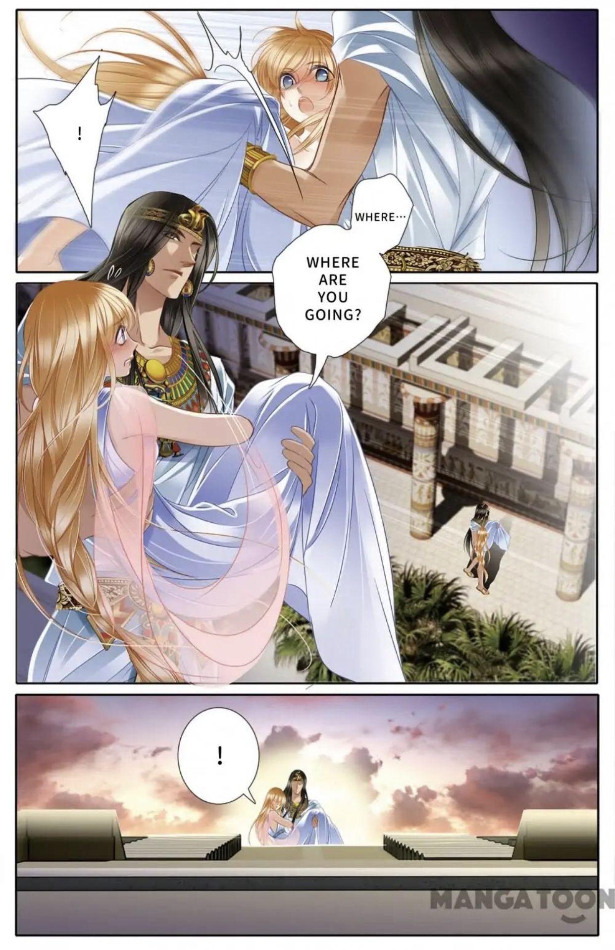 Pin by Animemangaluver on Pharaoh's Concubine Manga 2014