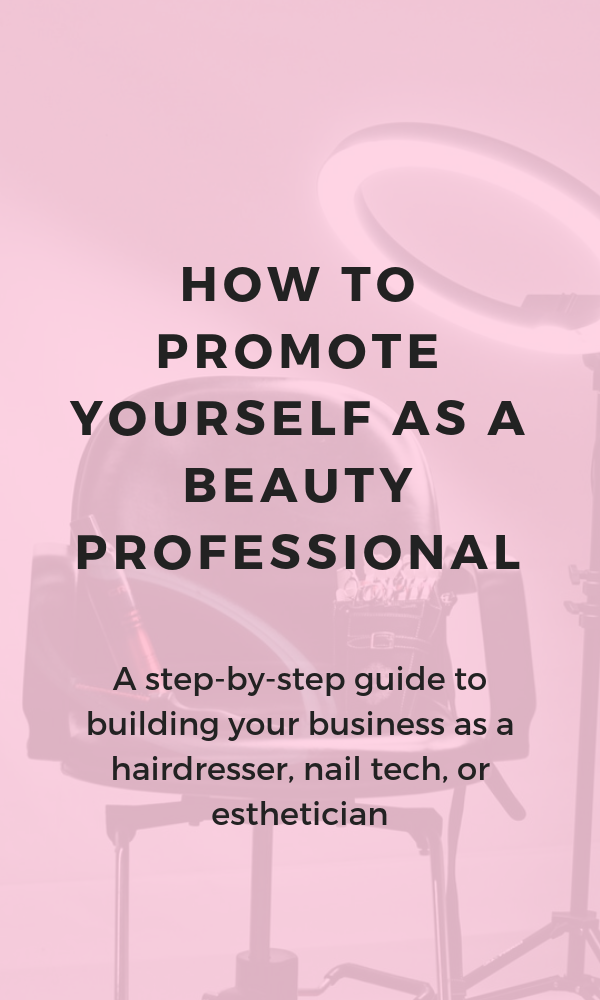 How to build your personal brand through email marketing: a guide for beauty professionals #estheticianroomideas