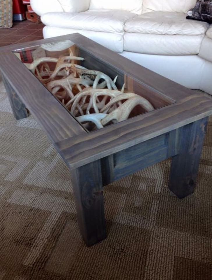 Living Room Table Idea Country Coffee Barnwood Man Cave