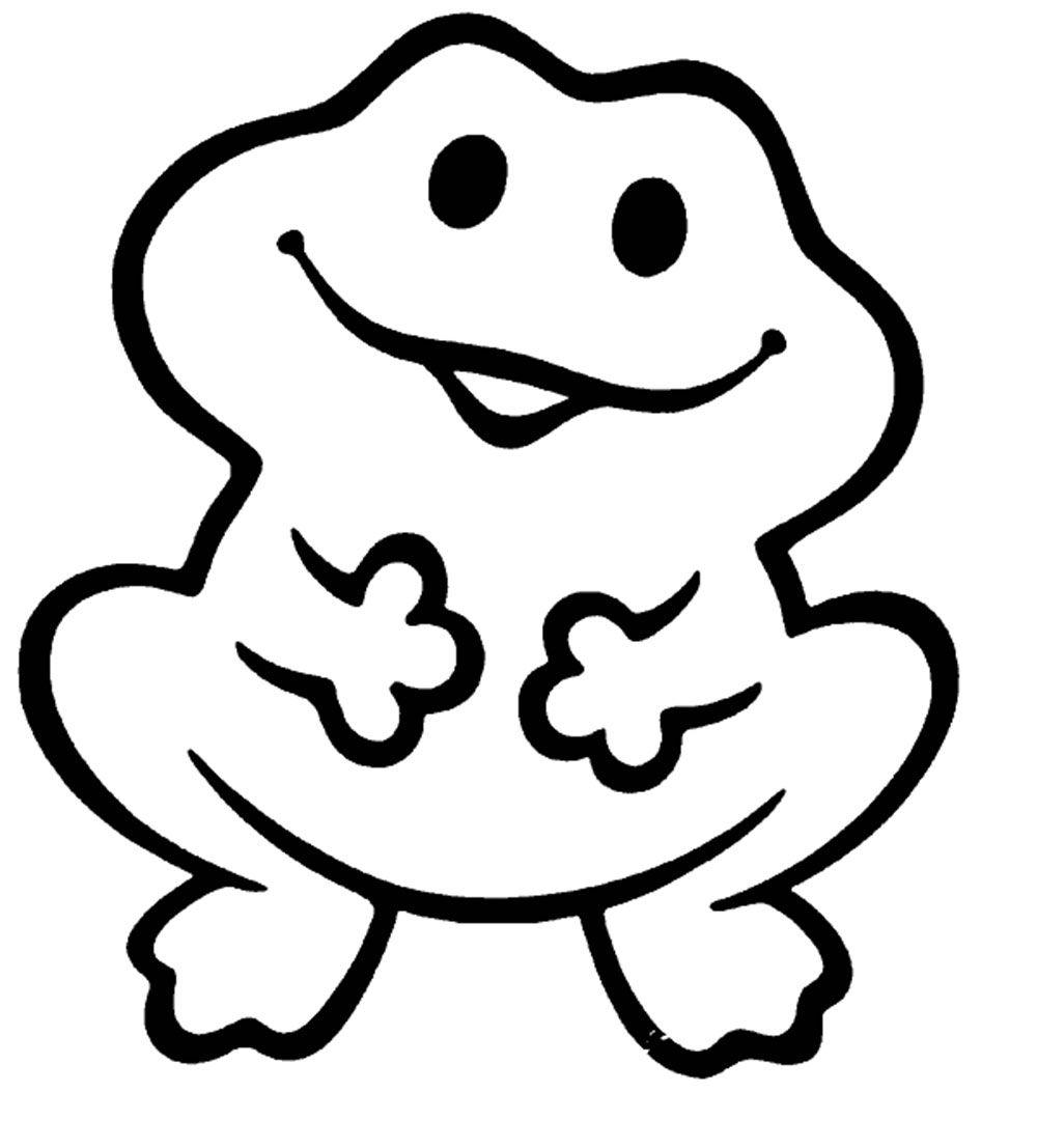 Раскраски для малышей скачать бесплатно | Раскраски | Pinterest