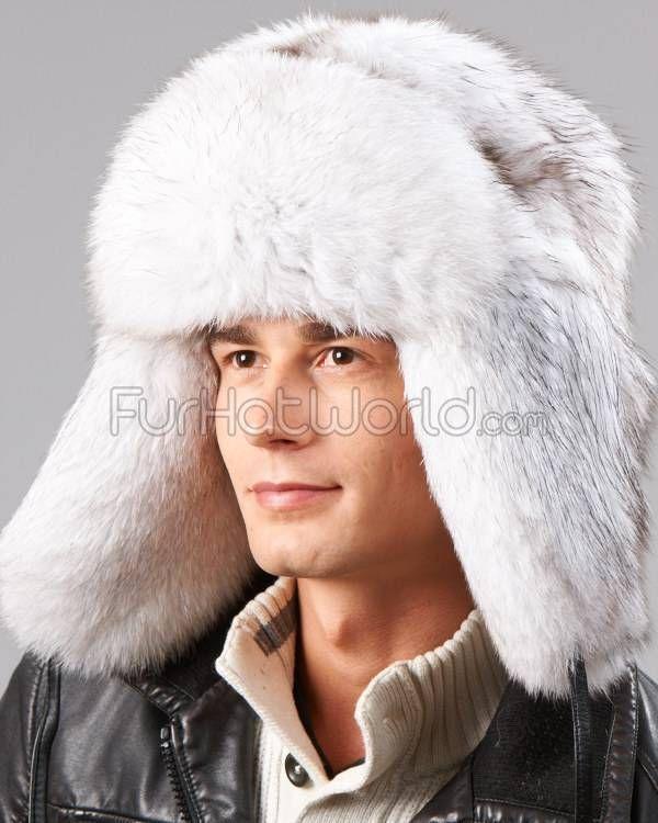 b06b1947c Men's Fur Hats | DIY Fox Hat & other | Hats, Fur, Russian hat