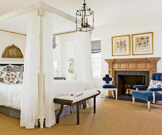 Diseños de la chimenea e ideas de diseño, Fotos Chimenea - BHG.com