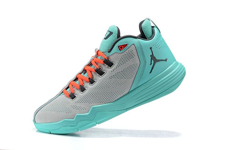 new concept 67f4e 39e5b Free Shipping Only 69  Jordan CP3 9 IX AE Playoffs Christmas Wolf Grey  Green Mint
