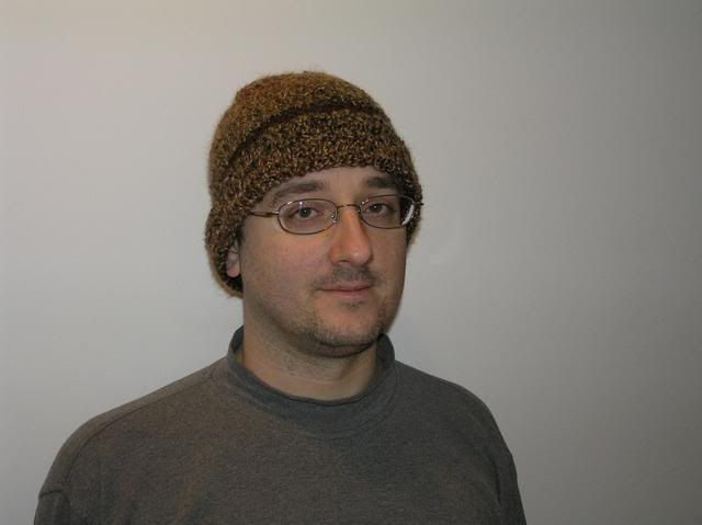 First crocheted hat I ever made
